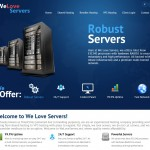 WeLoveServers - New Year Offer yearly 4/8 cores VPS with upgrade option