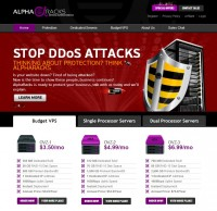 AlphaRacks – $5.99/month 1GB OpenVZ VPS in Los Angeles, DDOS Protection