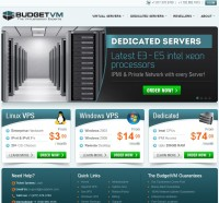 BudgetVM - $54.99/mo Dedicated Server / E3-1230V3 / 16G Ram / 1T Disk Space / 30T Bandwidth / 5IP / IPKVM(IPMI) / 5 locations