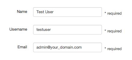 DigitalOcean GitLab modify info