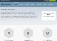 vpsdatabase - $5.21/mo / 2G Ram / KVM / 15G Disk Space / 1T BW