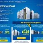 1&1 Web Hosting: from £2,99/month & Dedicated Servers from £29,99/month