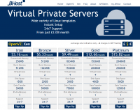 BHost – £1.44 256MB OpenVZ VPS in Maidenhead, UK