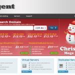 Simple I/O & Network bench for Exigent MEGA VPS 512RAM $5.95/mo (inc. GST)