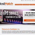 [CHRISTMAS] HostHatch – 4x OpenVZ and 2x KVM offers starting at $15.60 in Amsterdam