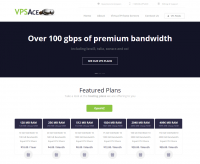 VPS Ace – $4.75/month 1GB and $3.15/month 512MB KVM in Buffalo, NY