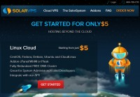 SolarVPS - 25% Off Cloud Linux & Windows Servers