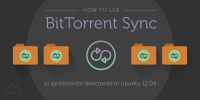 How To Use BitTorrent Sync to Synchronize Directories in Ubuntu 12.04