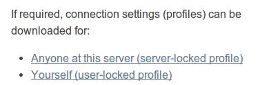 OpenVPN download yourself