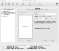 How to load a Mac OS X dmg installer to make a bootable USB drive