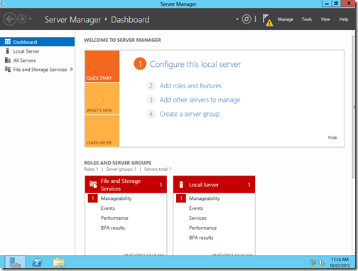 image thumb10 Configuring Active Directory (AD DS) in Windows Server 2012 windows 2012 windows