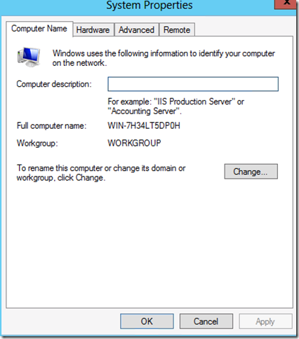 image thumb12 Configuring Active Directory (AD DS) in Windows Server 2012 windows 2012 windows
