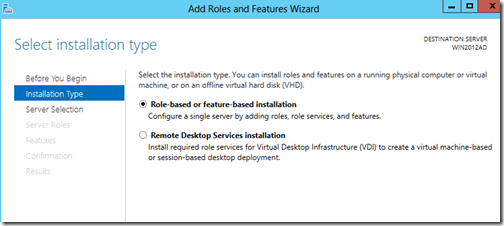 image thumb13 Configuring Active Directory (AD DS) in Windows Server 2012 windows 2012 windows