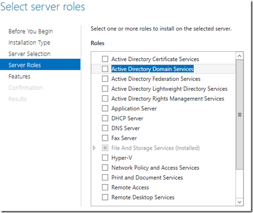 image thumb15 Configuring Active Directory (AD DS) in Windows Server 2012 windows 2012 windows