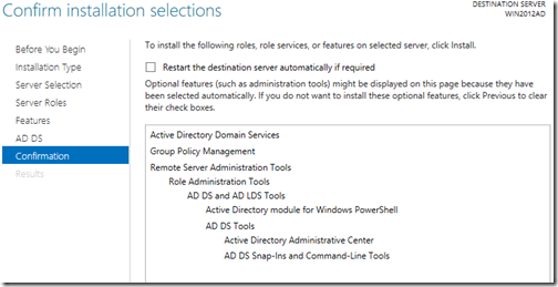 image thumb19 Configuring Active Directory (AD DS) in Windows Server 2012 windows 2012 windows