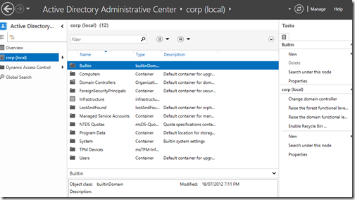 image thumb31 Configuring Active Directory (AD DS) in Windows Server 2012 windows 2012 windows