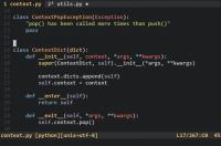 Python - IndentationError: unexpected indent